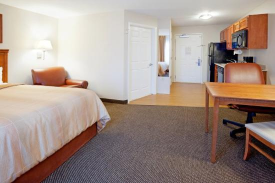 Candlewood Suites San Antonio Downtown: Suite