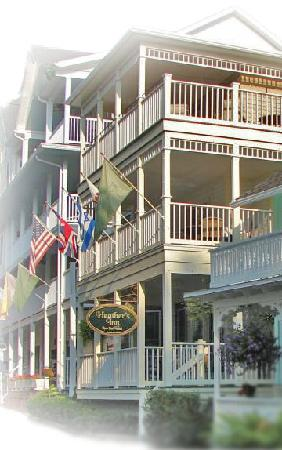 Located in the heart of Chautauqua Institution, Heather&#39;s Inn is just a block from Bestor Plaza,