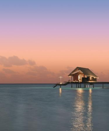 One&Only Reethi Rah, Maldives: Reethi Rah Maldives Accommodation