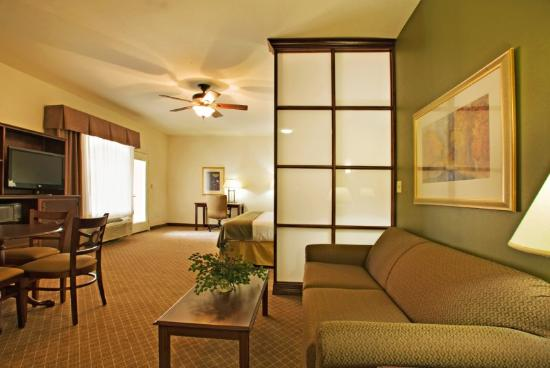 Holiday Inn Express Hotel &amp; Suites Andrews: Deluxe Room