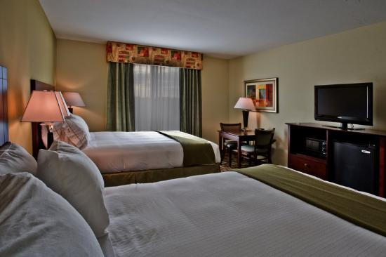 Holiday Inn Express Hotel &amp; Suites Port St. Lucie West: Queen Bed Guest Room