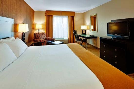 Holiday Inn Express Hotel &amp; Suites Lebanon: Single Bed Guest Room