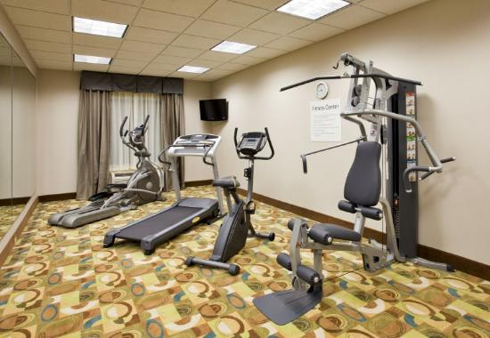 Holiday Inn Express Hotel &amp; Suites Guthrie-North Edmond: Fitness Center