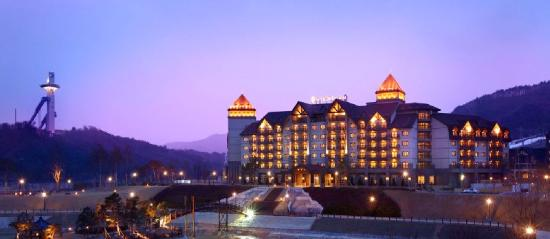 ‪InterContinental Alpensia Pyeongchang Resort‬