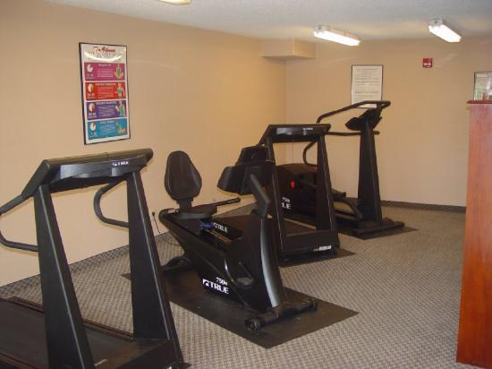 Inn at Moratoc: Fitness Center
