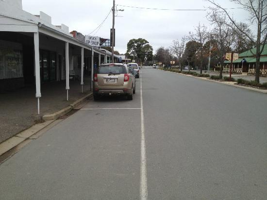 Main Street Violet Town Picture Of Violet Town Cafe Shepparton Tripadvisor