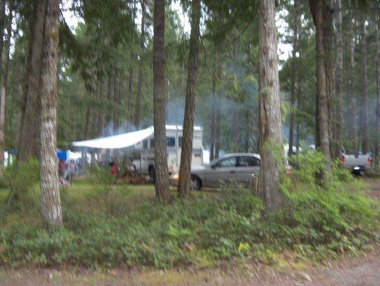 Mountainaire Campground and RV Park: Plenty of room to enjoy yourself.