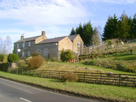 Eals Lodge Bed and Breakfast