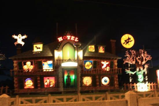 pleasure beach casino - Picture of Blackpool Illuminations ...