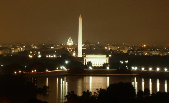 Holiday Inn Express I-95 Beltway-Largo: Washington Monument