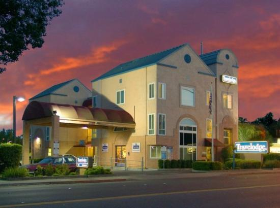 Travelodge Healdsburg: Exterior