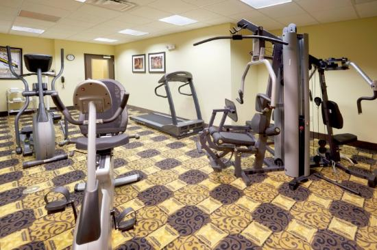 Holiday Inn Express & Suites - Georgetown: Fitness Center