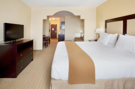Holiday Inn Express & Suites - Georgetown: Suite