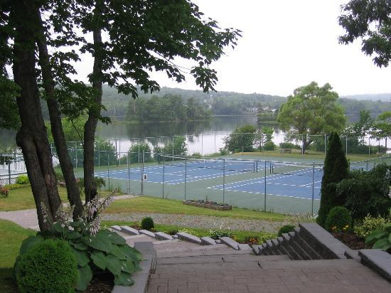 Inn on the Lake: Tennis