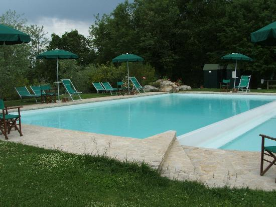 Torraccia di Chiusi: Pool