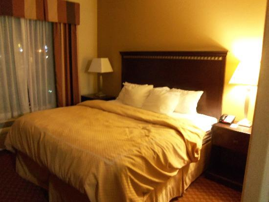 Comfort Suites Kingsland: King Bed