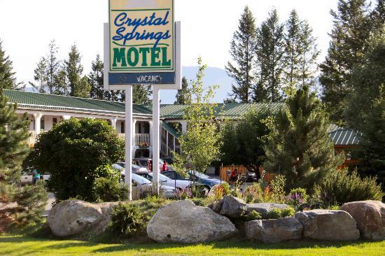 Photo of Crystal Springs Motel Radium Hot Springs