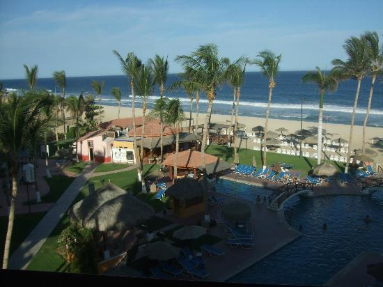 Worldmark Coral Baja: View from our deck in the afternoon