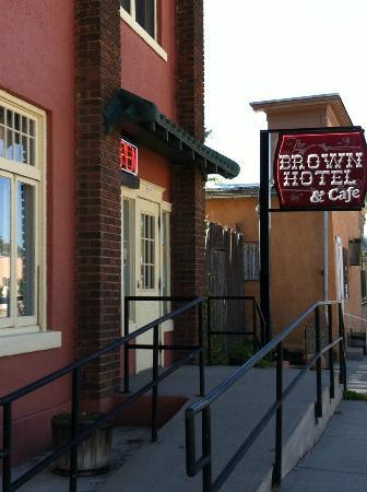 Brown Hotel and Cafe