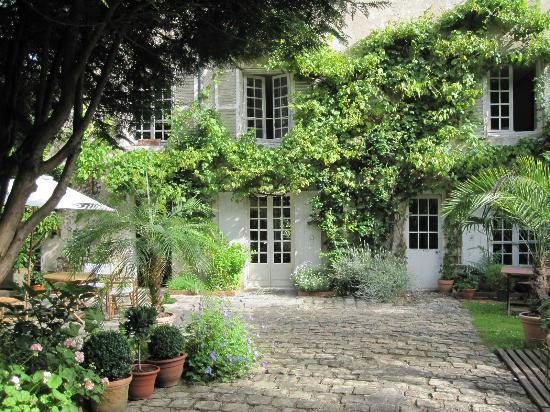 Le Moulin de Saint Martin: B&B