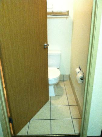 Comfort Inn Downtown Wenatchee: bathroom