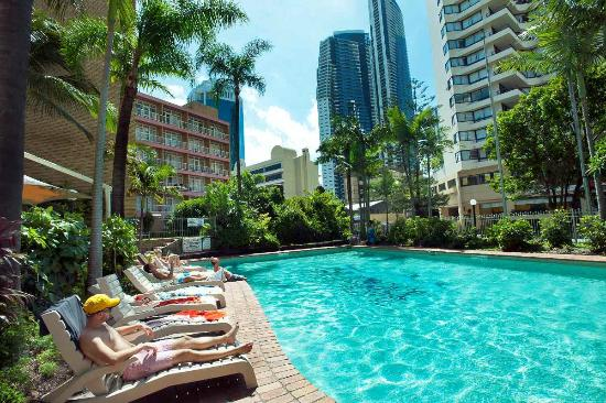 Photo of Islander Backpacker Resort Surfers Paradise