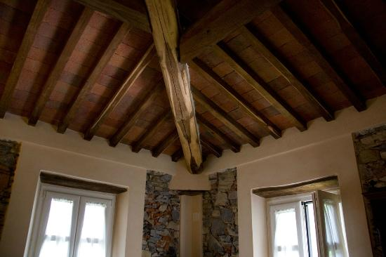 Soffitto camera - Picture of Relais Victoria, San Macario in Monte - TripAdvisor
