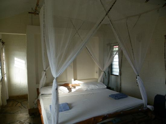 African Dream Cottages: LA CHAMBRE