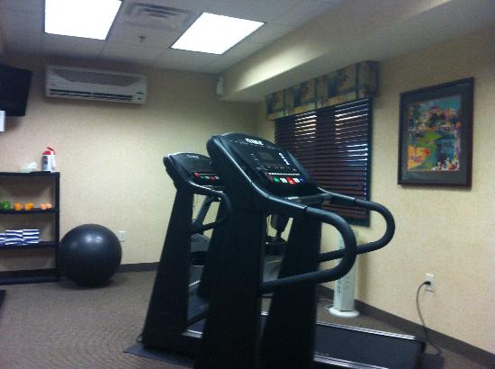 Country Inn & Suites By Carlson, St. Cloud East: The Fitness Center
