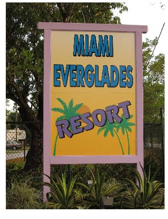 Miami Everglades Campgrounds