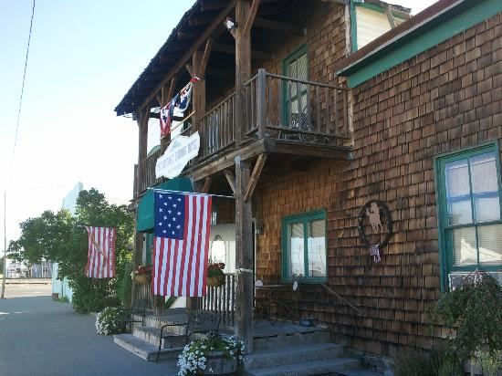 Gooding, ID: A true B&B