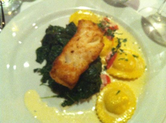 Excellent food and nice people even when you are taking an for Atlantic fish boston