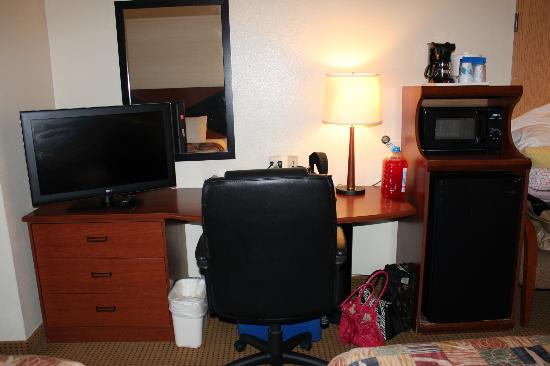 Sleep Inn & Suites: Desk