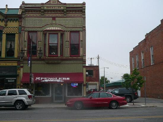 Napoleon (OH) United States  City pictures : Napoleon, OH: The front of our building