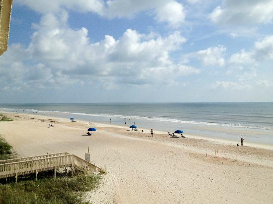 The Lodge and Club at Ponte Vedra Beach: View from room at midday