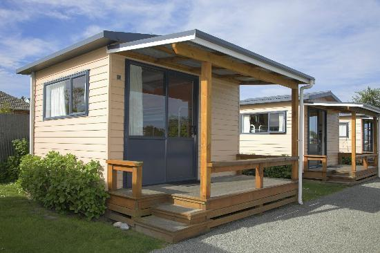 Timaru TOP 10 Holiday Park: Standard cabins