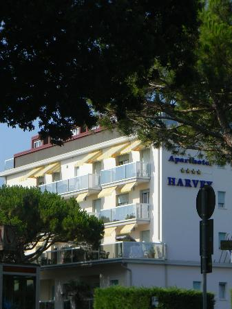 Aparthotel Harvey a Jesolo: Hotel