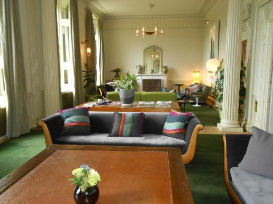 Hotel Lounge Picture Of The Ickworth Hotel Horringer