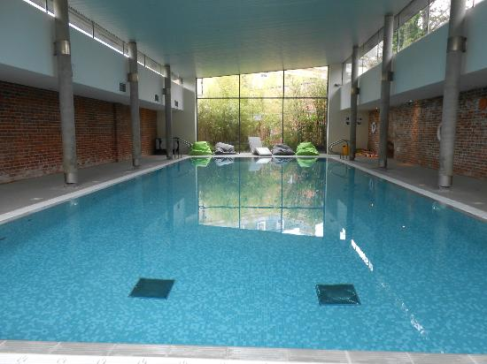 Swimming pool picture of the ickworth hotel horringer - Suffolk hotels with swimming pool ...