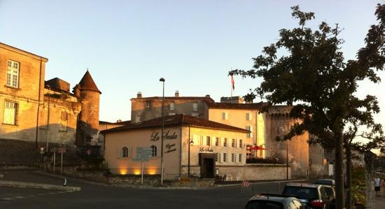 Photos of la scala, Cognac