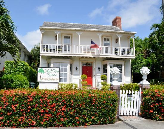Sabal Palm House Bed and Breakfast Inn: Sabal Palm House B&B, Lake Worth, FL