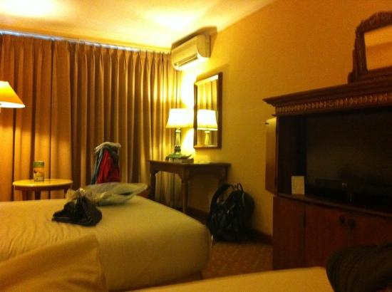 Grand Cemara Hotel: twin room