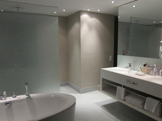 bathroom picture of radisson blu resort split split tripadvisor. Black Bedroom Furniture Sets. Home Design Ideas