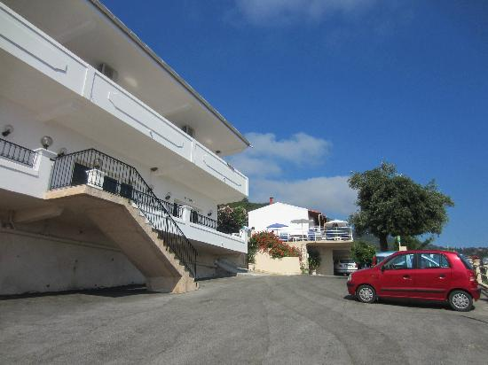 Panorama Apartments & Studios: Panorama Apartments, Agios Gordios