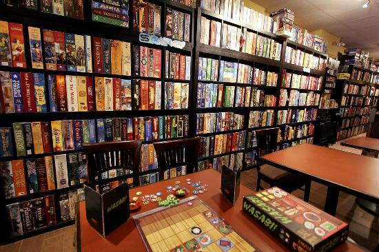 Board Games Room Toronto