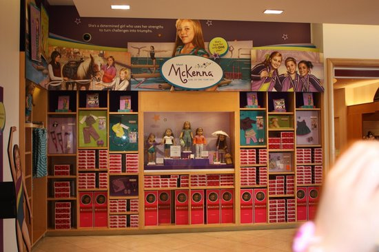 American Girl Place Los Angeles Ca Hours Address