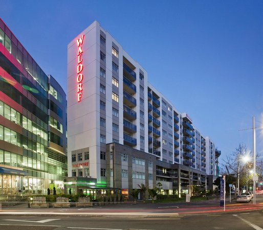 Photo of Stadium Waldorf Apartments Hotel Auckland