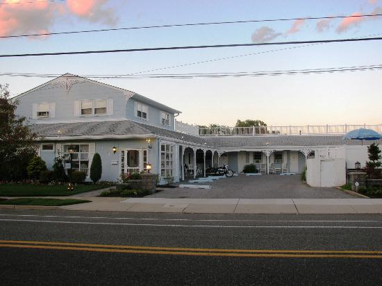 301 moved permanently for Blue fish inn cape may nj