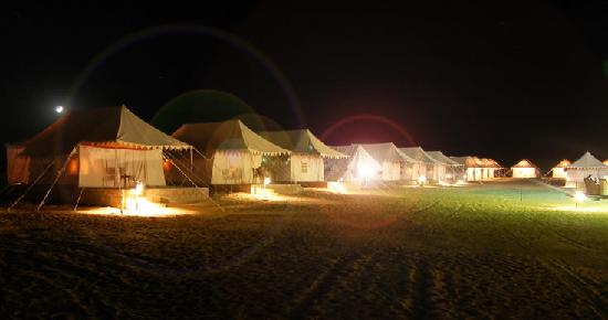 ‪The Chirag Desert Camp‬
