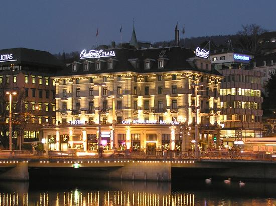 Photo of Central Plaza Hotel Zürich